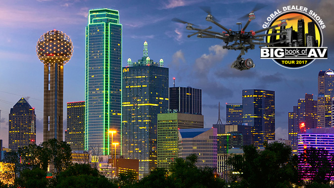Big Book of AV Tour & Conference Coming to Dallas
