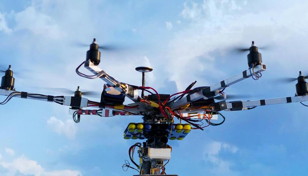 Stampede Drone Video Systems (DVS)